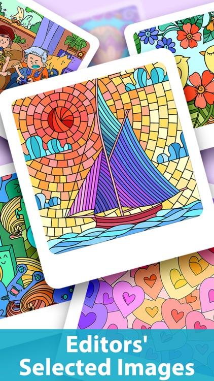 Tap Color    Coloring Game screenshot-4