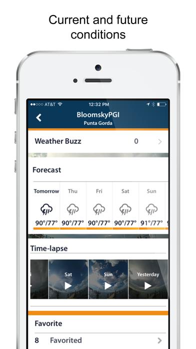 BloomSky Weatherのおすすめ画像2