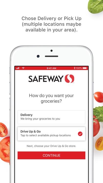 Safeway Delivery & Pick Up screenshot-4