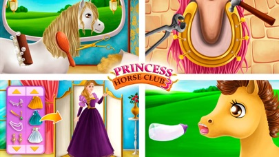 Princess Horse Club 3 screenshot two