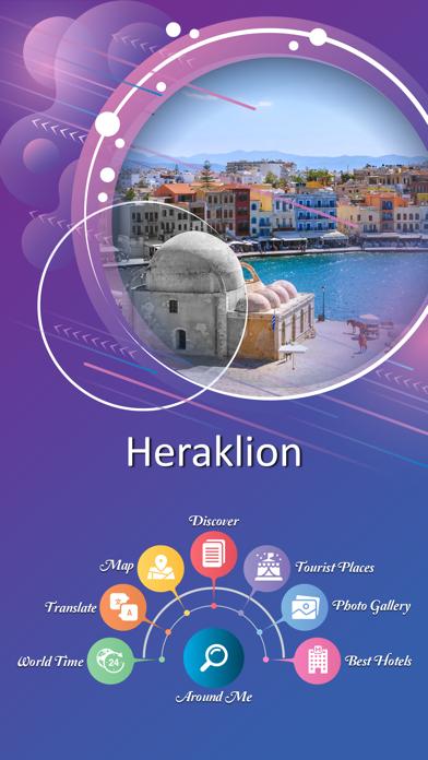 Heraklion Travel Guide screenshot 2