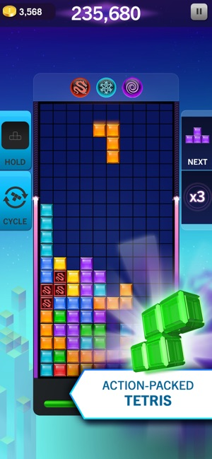 Tetris® Blitz on the App Store