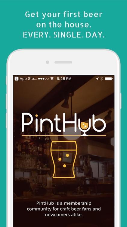 PintHub - Craft Beer Finder