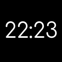 Aquiver - Clock Screensaver