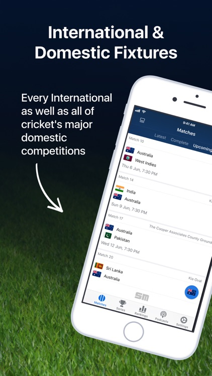 Cricket Live: The Ashes Stats screenshot-5
