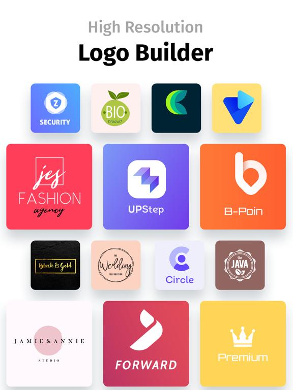 Ipad Screen Shot Logo Maker+ 0