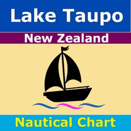 Lake Taupo (New Zealand) – GPS