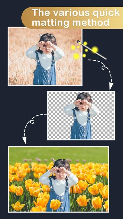 KnockOut HD Pro-Photo Editor