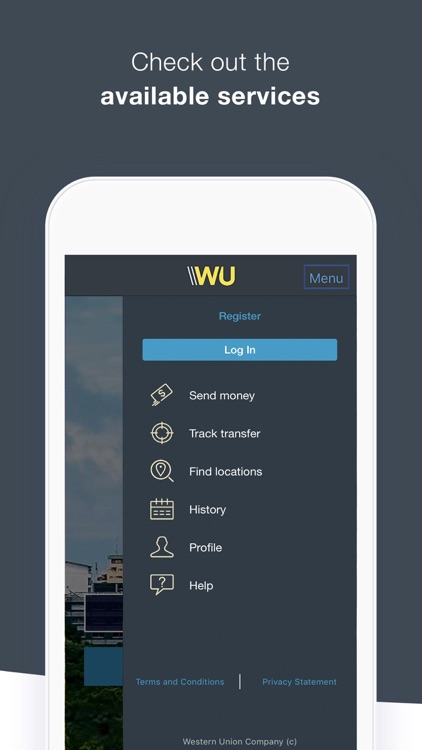 WesternUnion GN Money Transfer screenshot-3