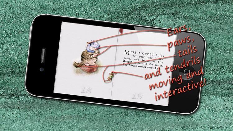Story of Miss Moppet LITE screenshot-4