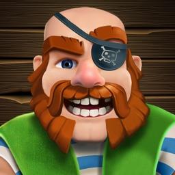 Pirate Morris: Adventure Games