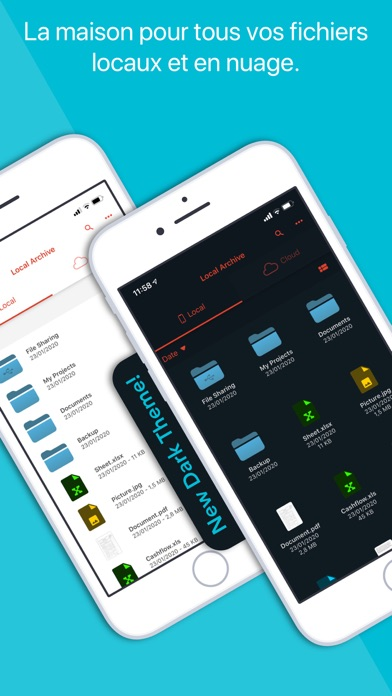 messages.download Amerigo File Manager software