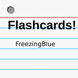 FreezingBlue Flashcards!