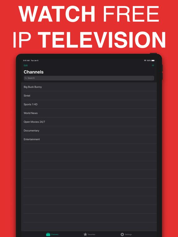TV Stream Pro: Play, Cast IPTV Screenshots