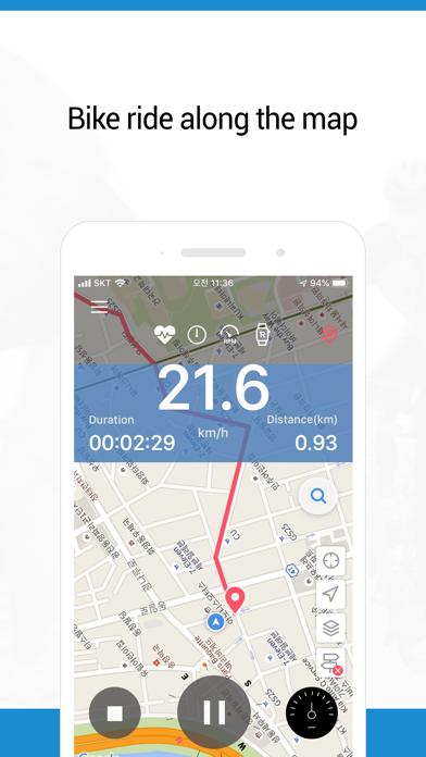 Openrider - GPSサイクリングのおすすめ画像3