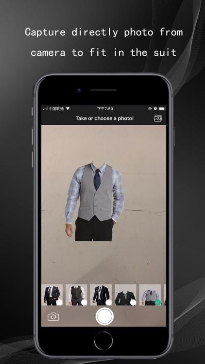 Men Fashion - Suit screenshot-3