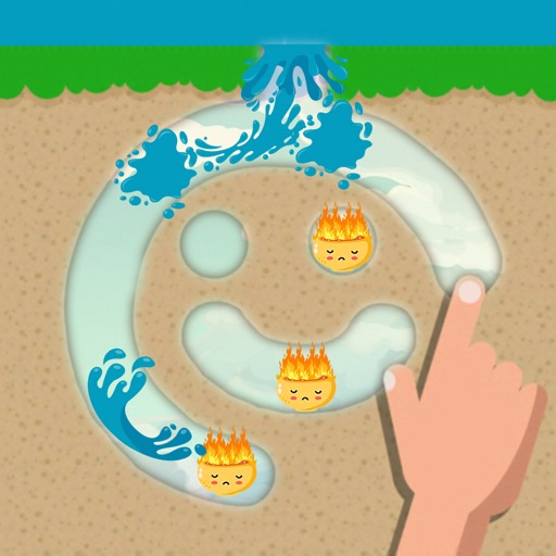 Dig it your way : Water Carve