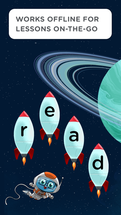 HOMER Reading: Learn to Read app image