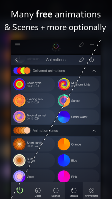 iConnectHue for Philips Hue screenshot 7
