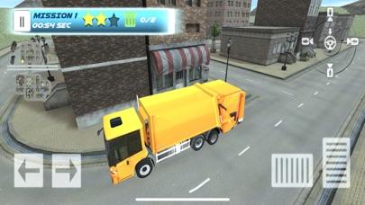 Garbage Truck Parking SIMのおすすめ画像4