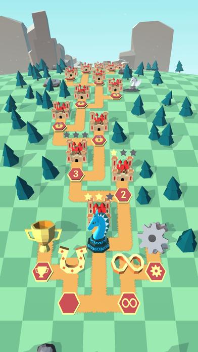 Knight Quest: The Chess Runner screenshot #2