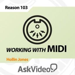 MIDI Course For Reason 7