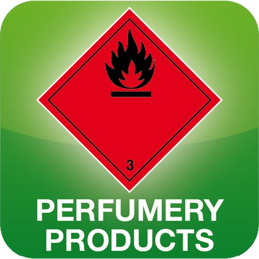 UN1266 – Perfumery products icon