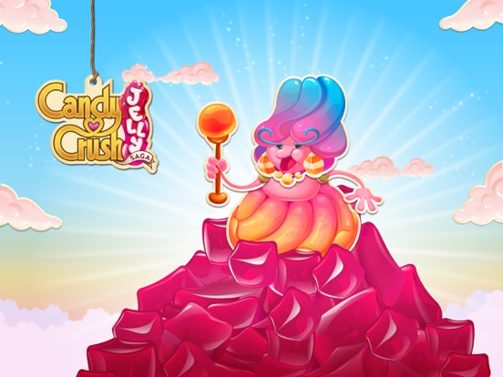 Игра Candy Crush Jelly Saga