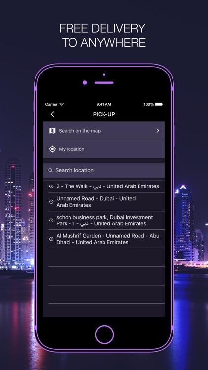 DreamCars for rent screenshot-5