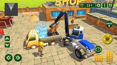 Modern Farm House Construction screenshot 2