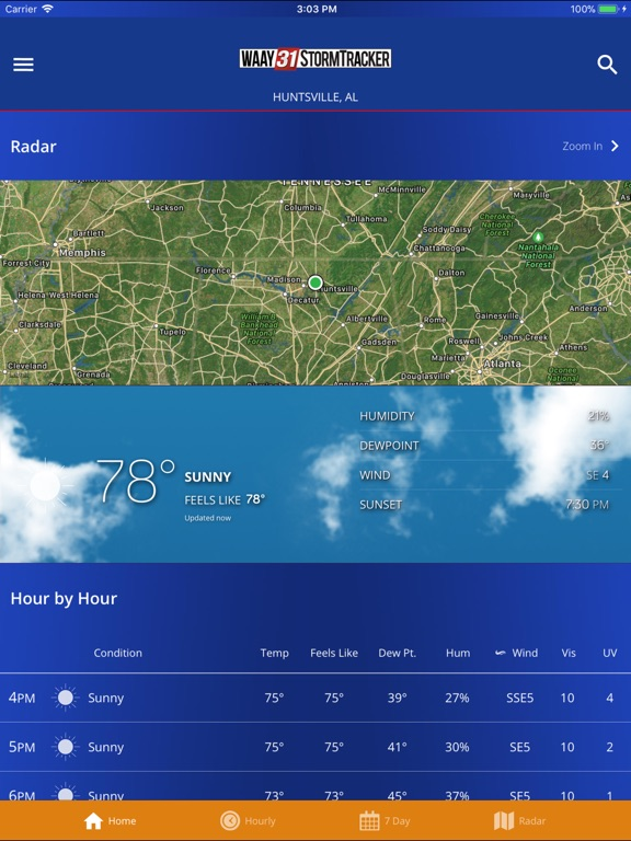 WAAY Weather | App Price Drops