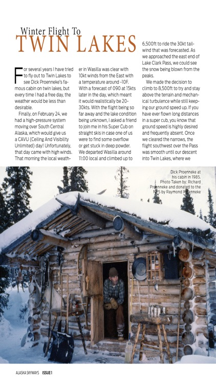 Alaska Skyways Magazine screenshot-5