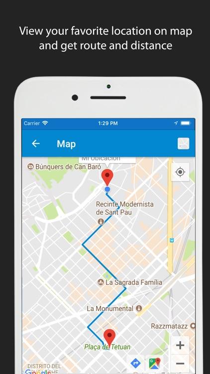 Save Location GPS screenshot-4