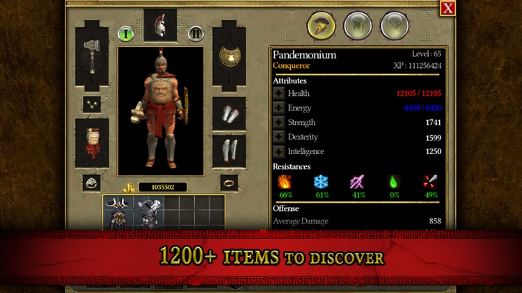 Titan Quest HD screenshot-4