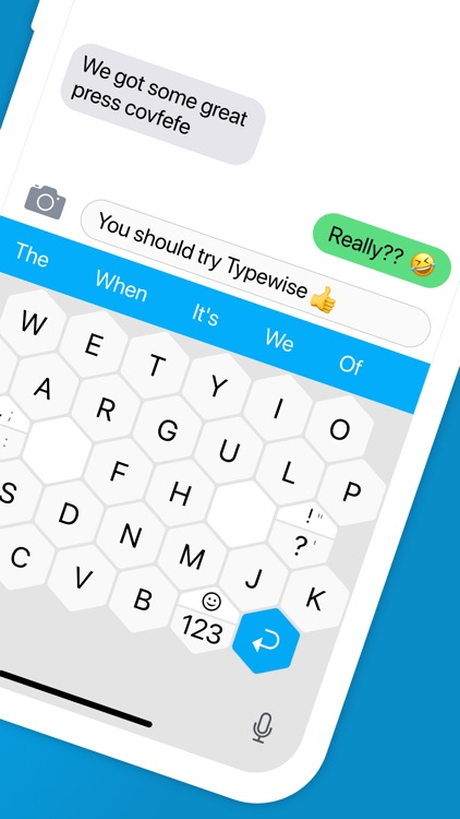 Typewise - Custom Keyboard screenshot-1