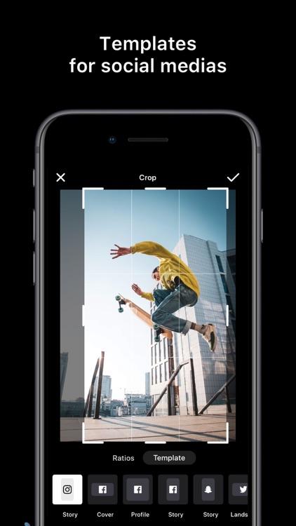 Disflow - Motion Image Editor screenshot-6