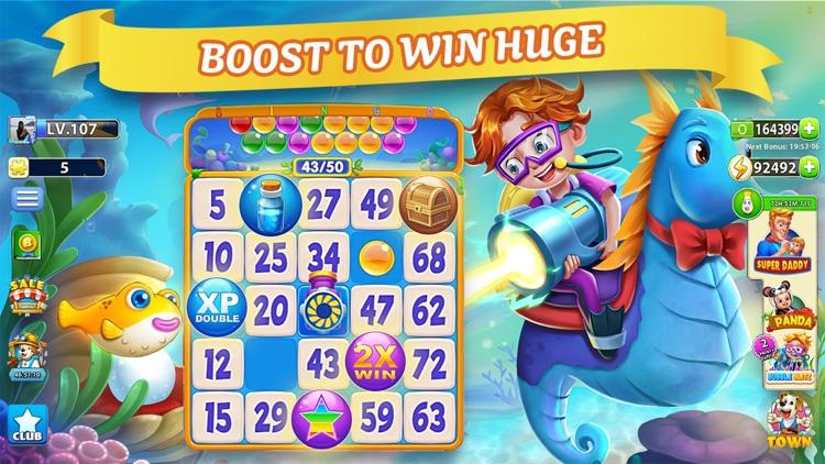 Bingo Scapes! Bingo Party Game screenshot-3