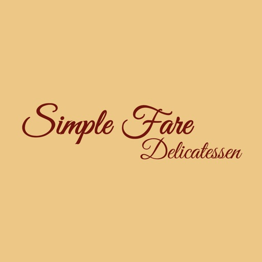 Simple Fare Delicatessen