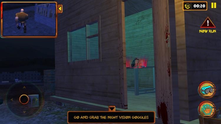 Scary Butcher 3D screenshot-4