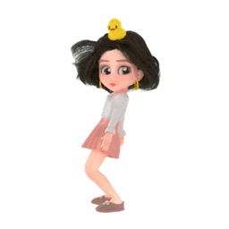 Diva and the ducky - animated