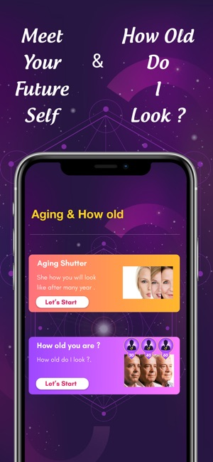 Aging App - Face Booth How Old on the App Store