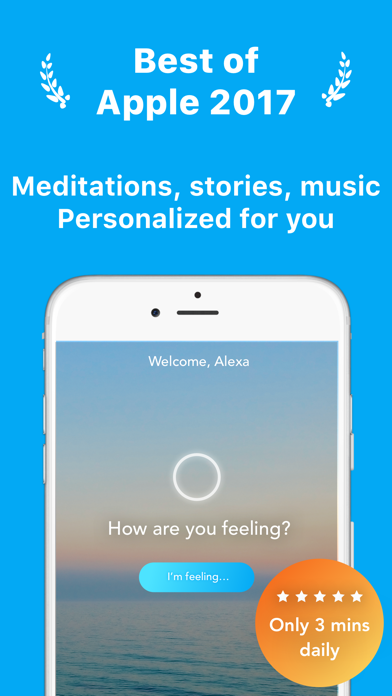 Aura: Calm Anxiety & Sleep app image