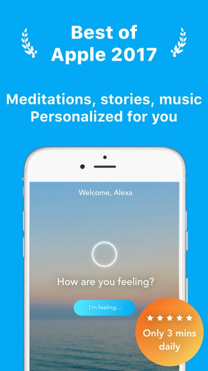 Aura: Sleep & Mindfulness screenshot-0
