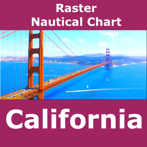 California – Nautical Charts