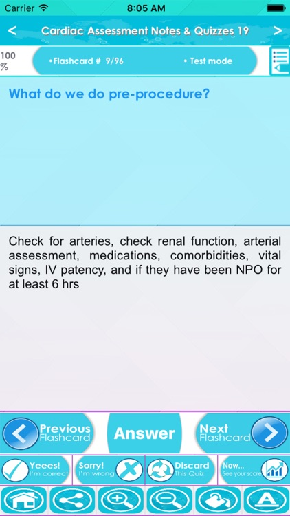 Cardiac Assessment Exam Review screenshot-2
