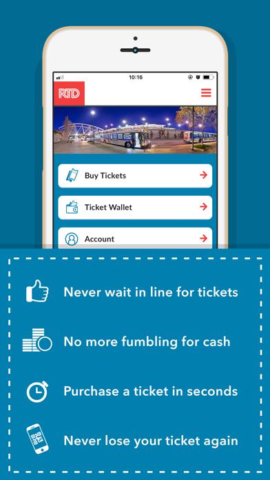 点击获取RTD Mobile Tickets
