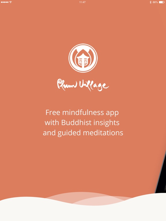 Plum Village: Zen Meditation screenshot