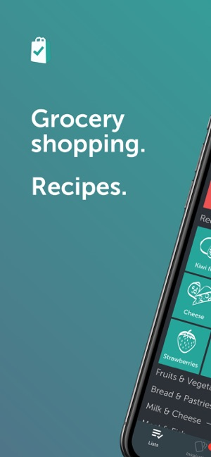 Bring Shopping List & Recipes on the App Store