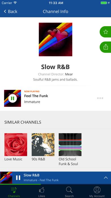 RadioTunes ScreenShot2