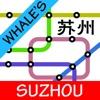 苏州地铁地图
